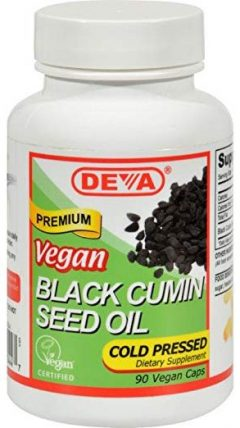 Deva Vegan Vitamins Black Seed Oils