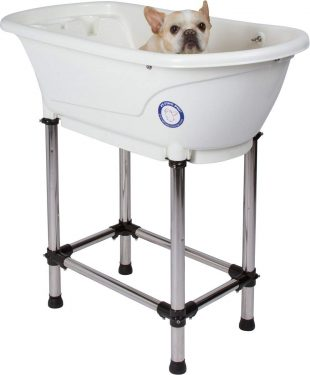 Flying Pig Dog Bath Tubs