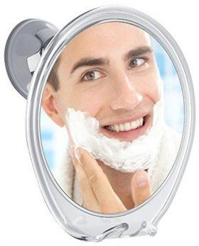 Fogless-shower-mirrors