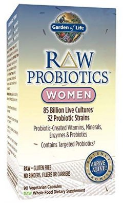 Garden of Life Probiotics for Women