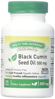 Health Thru Nutrition Black Seed Oils