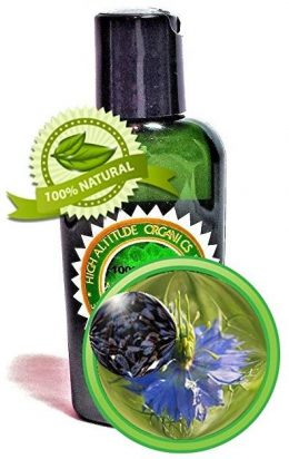 High Altitude Organics Black Seed Oils
