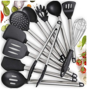 HomeHero Kitchen Utensil Sets