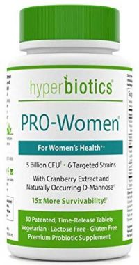 Hyperbiotics Probiotics for Women
