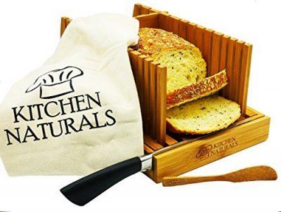 Kitchen Naturals Bread Slicers