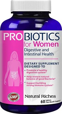 Natural Riches Probiotics for Women