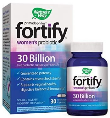 Nature's Way Probiotics for Women