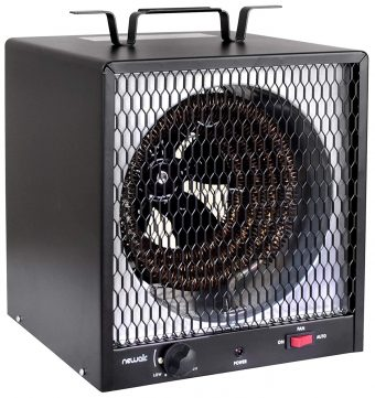 NewAir electric Garage Heaters