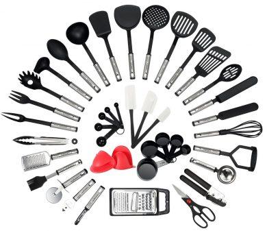 NexGadget Kitchen Utensil Sets