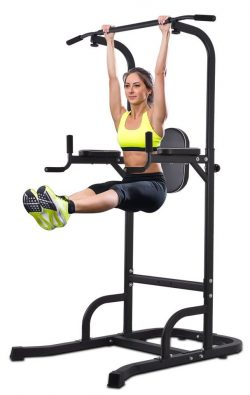 OneTwoFit Free Standing Pull Up Bars