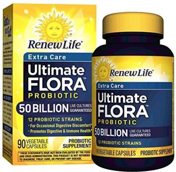 Renew Life Probiotics for Womenv