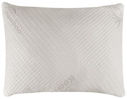 Snuggle-Pedic-Cooling Pillows