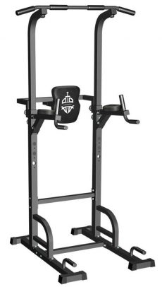 Sportsroyals Free Standing Pull Up Bars