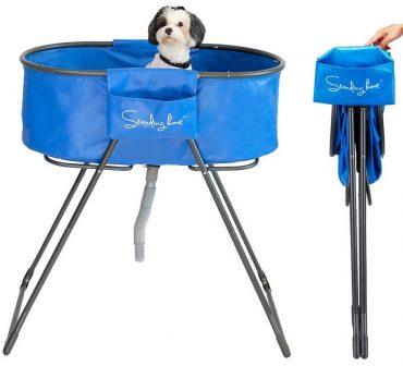 Standing Boat Dog Bath Tubs