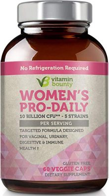 Vitamin Bounty Probiotics for Women