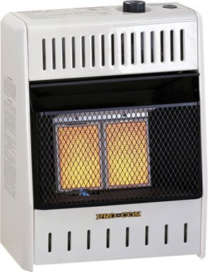 Ace Natural Gas Wall Heaters