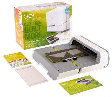 AccuQuilt Fabric Cutting Machines