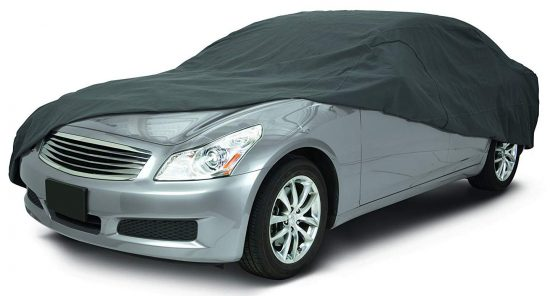 Classic Accessories Waterproof Car Covers