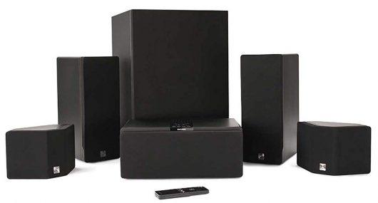 Enclave Audio Wireless TV Speakers