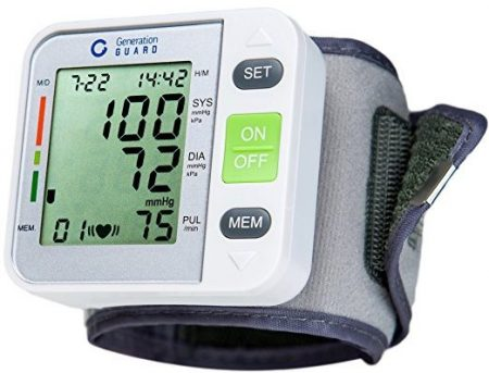 Generation-Guard-blood-pressure-monitors