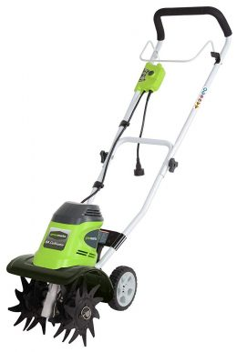 Greenworks Electric Tillers