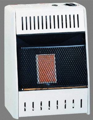 Kozy World Natural Gas Wall Heaters