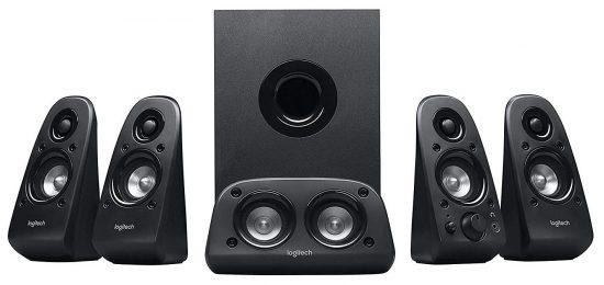 Logitech Wireless TV Speakers