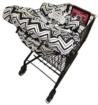MURPHYfine Shopping Cart Covers