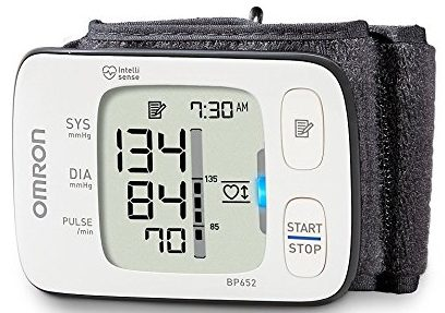 Omron-Blood Pressure Monitors
