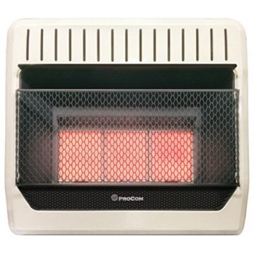 Procom Heating Natural Gas Wall Heaters
