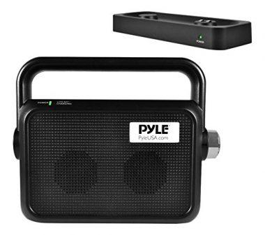 Pyle Wireless TV Speakers