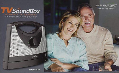 Serene Innovations Wireless TV Speakers