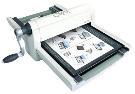 Sizzix Fabric Cutting Machines