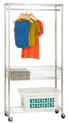 Honey-Can-Do-laundry-carts