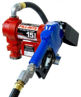 Fill-Rite Diesel Fuel Transfer Pumps