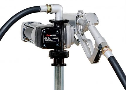 Fuelworks Diesel Fuel Transfer Pumps