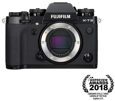 Fujifilm 4K Cameras