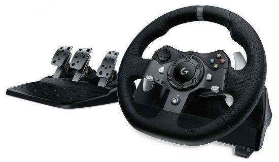 Logitech Xbox Steering Wheels