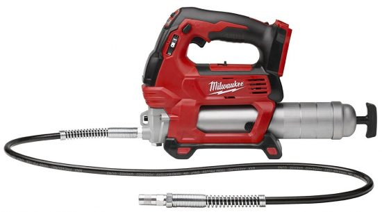 Milwaukee-Cordless and Electric Grease Guns