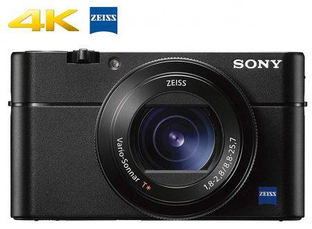 Sony 4K Cameras