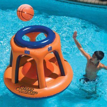 Swimline Pool Basketball Hoops