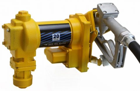 XtremepowerUS Diesel Fuel Transfer Pumps