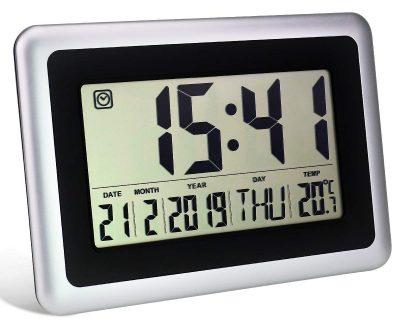 HIPPIH Digital Wall Clocks