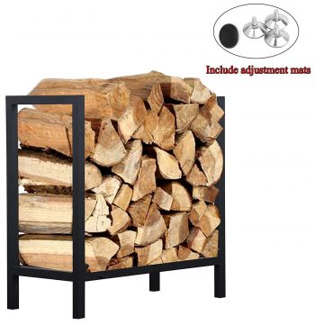 Ucared Outdoor Firewood Racks