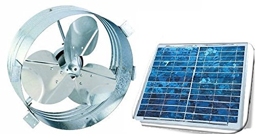 Top 10 Best Solar Powered Fans In 2019