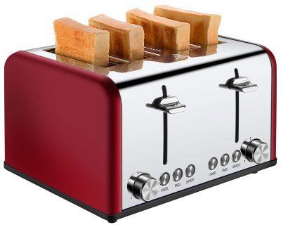 CUSIBOX 4 Slice Toasters