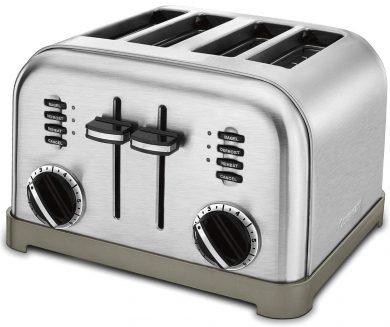 Cuisinart 4 Slice Toasters