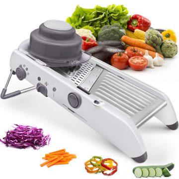 KARIDGE Vegetable Slicers