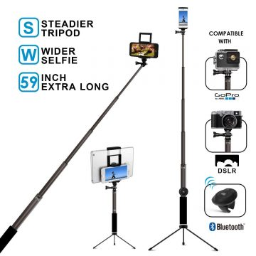 MFW GoPro Selfie Sticks
