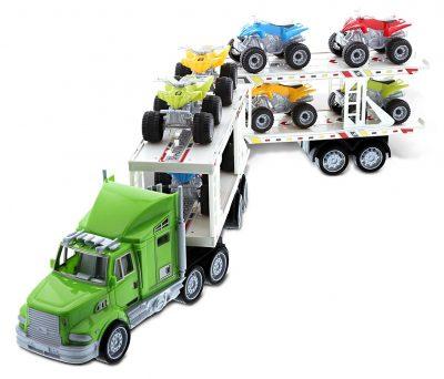 Mozlly Kids Riding Tractors